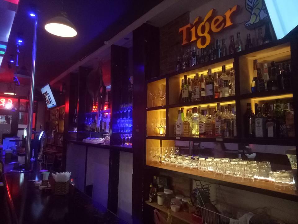The Bar at Friends Bar
